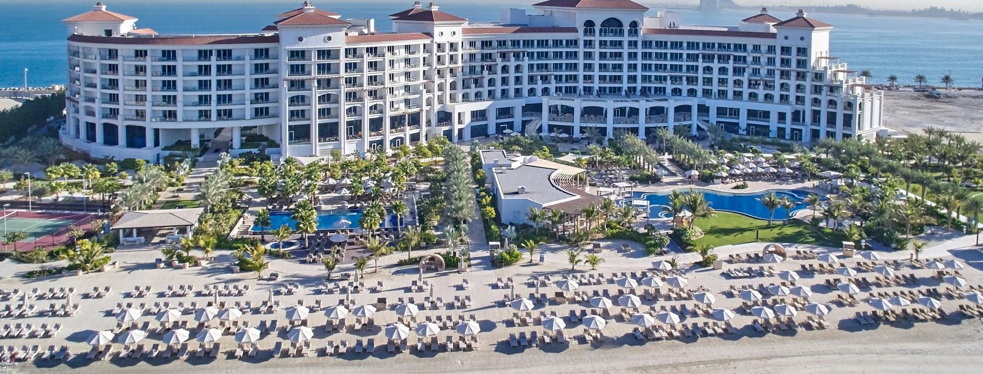 Waldorf Astoria Dubai Palm Jumeirah, Jumeirah Beach, Dubai, Förenade Arabemiraten
