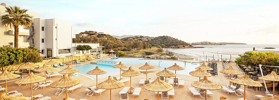 Blu Acqua, Agios Nikolaos, Kreta, Grekland