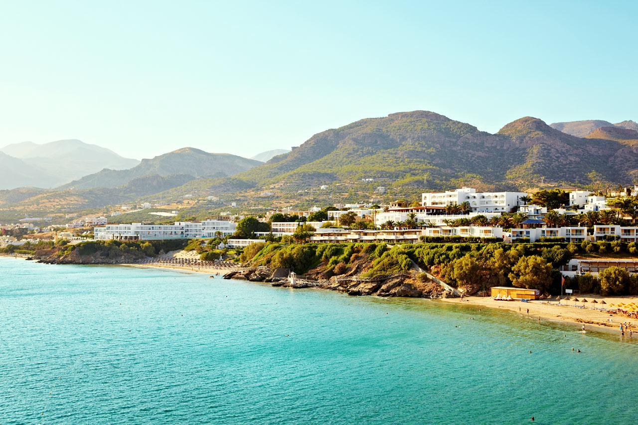 Välkommen till Sunwing Makrigialos Beach.