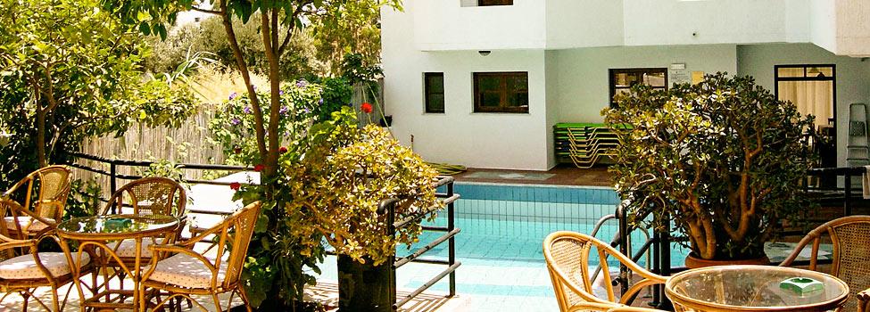 Elina Apartments, Hersonissos, Kreta, Grekland