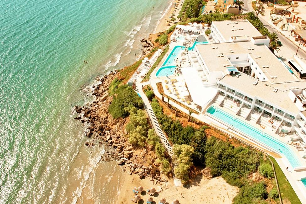 Ocean Beach Club har ett fantastiskt läge.