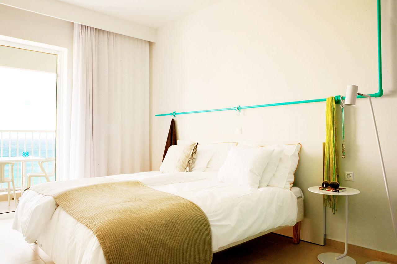 Funktionellt och modernt. Trerumssvit, Generous suite, Ocean Beach Club.
