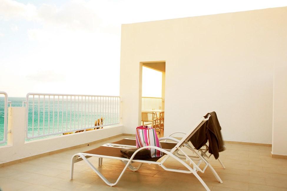 Generous Suite, Ocean Beach Club.