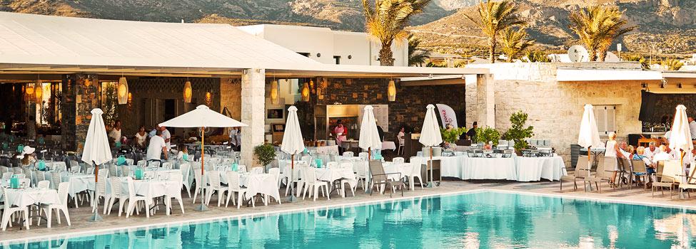 SunConnect Ostria Resort & Spa, Ierapetra, Kreta, Grekland