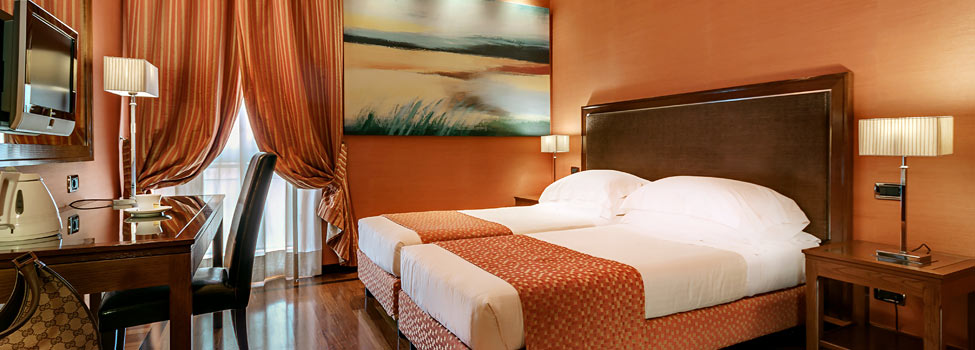 Grand Hotel Adriatico, Florens, Toscana, Italien