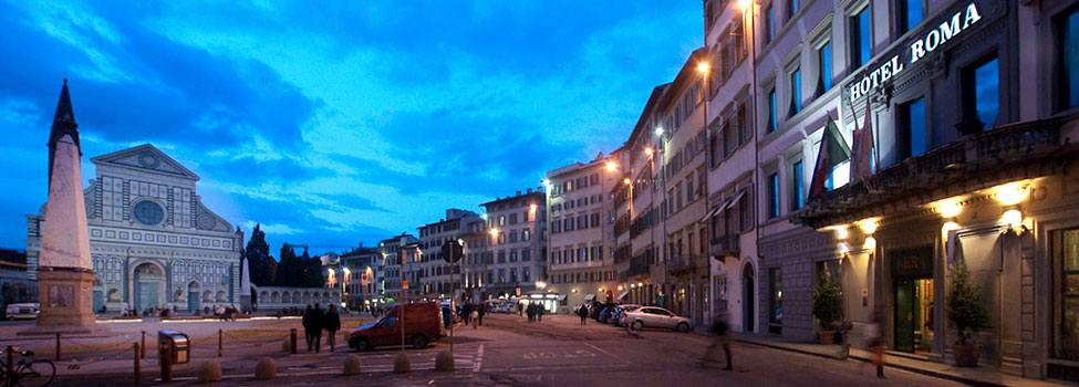 Roma, Florens, Toscana, Italien