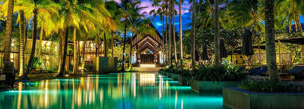 Twinpalms Phuket, Surin Beach, Phuket, Thailand