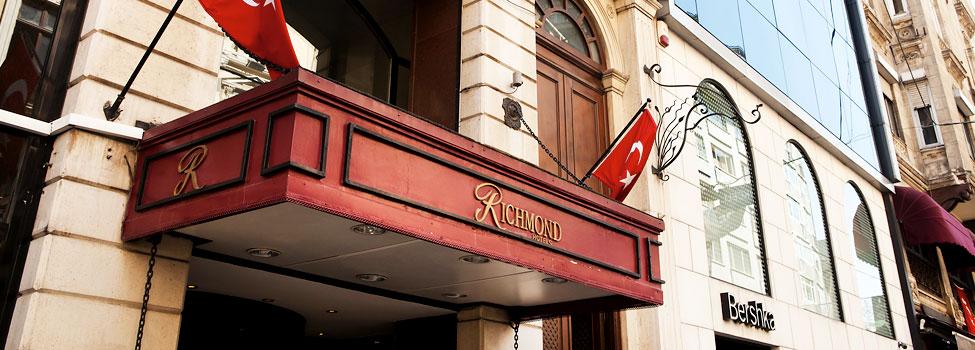 Richmond, Istanbul, Istanbul, Turkiet