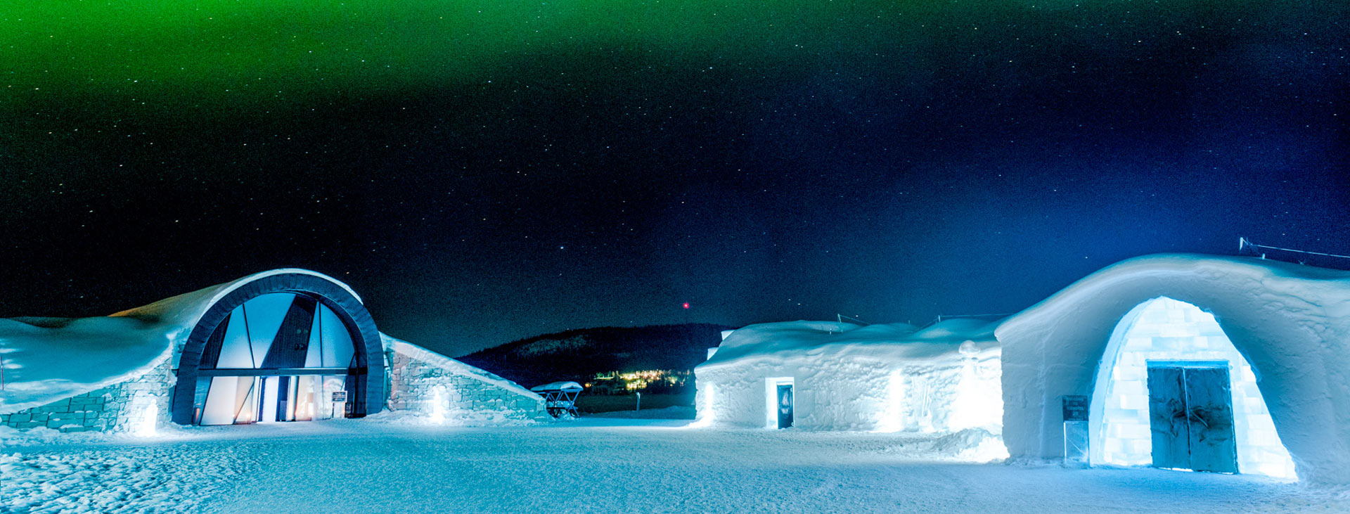 Icehotel, Jukkasjärvi, Sverige