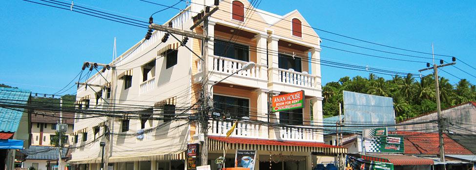 Anan House, Karon Beach, Phuket, Thailand