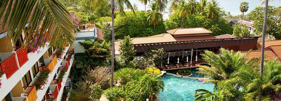 Karona Resort & Spa, Karon Beach, Phuket, Thailand