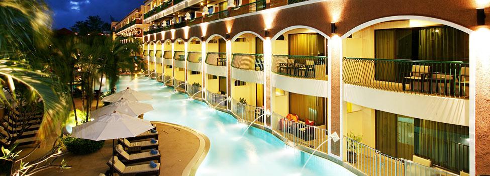 Karon Sea Sands Resort, Karon Beach, Phuket, Thailand