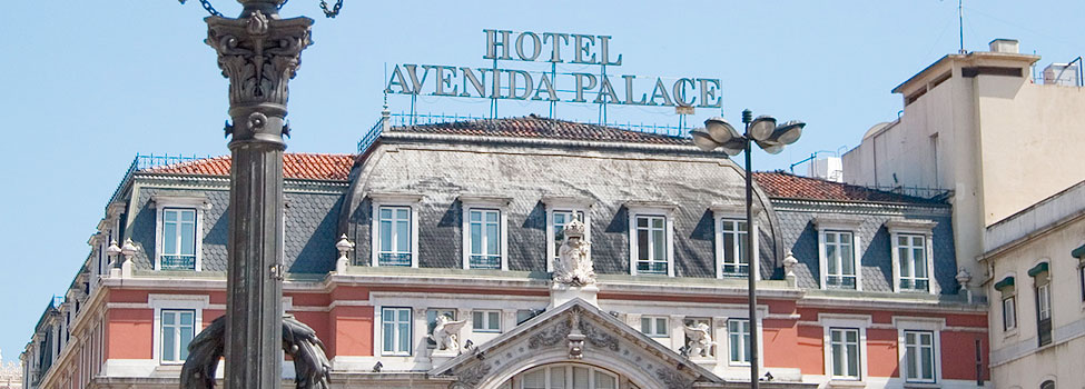 Avenida Palace, Lissabon, Lissabon-området, Portugal