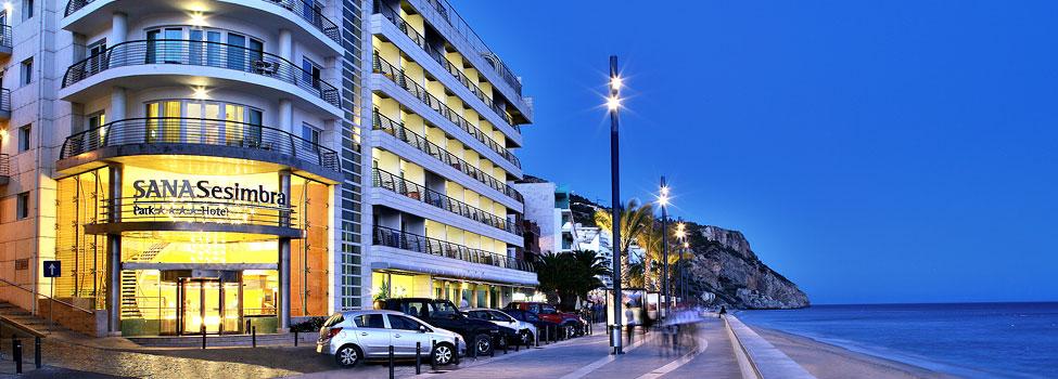 Sana Sesimbra Hotel, Sesimbra, Lissabon-området, Portugal