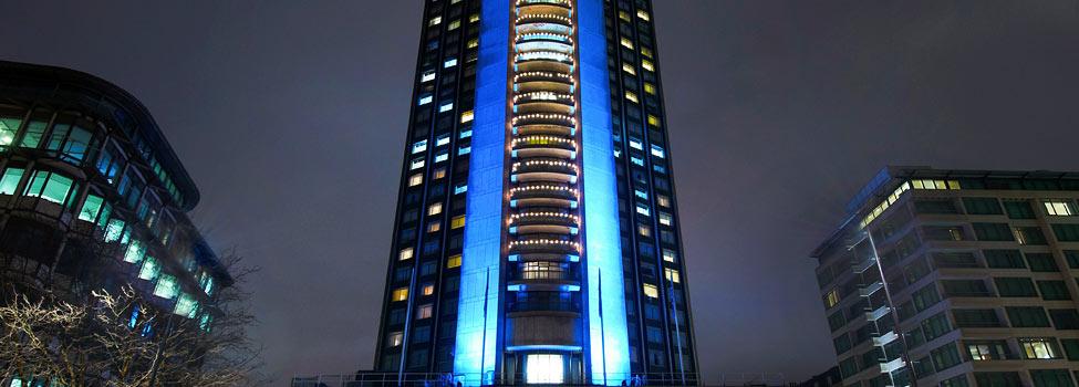 Hilton Park Lane, London, Storbritannien