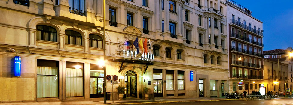 TRYP Madrid Atocha Hotel, Madrid, Madrid, Spanien