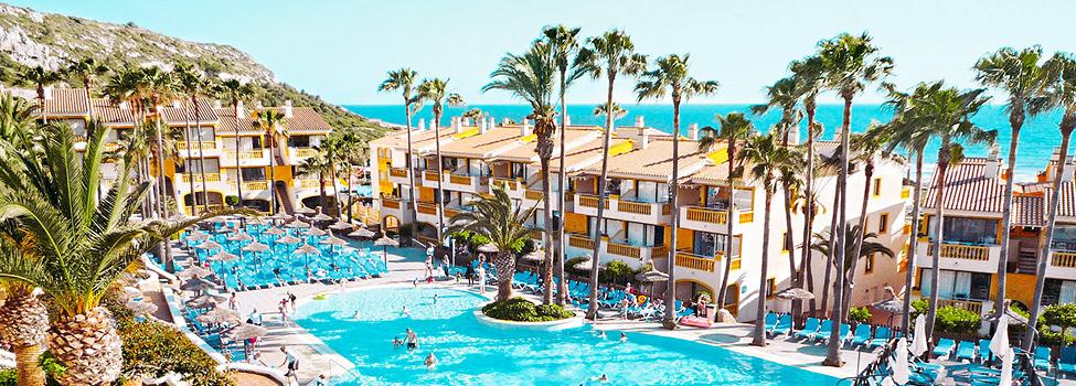 Royal Son Bou Family Club, Son Bou, Menorca, Spanien