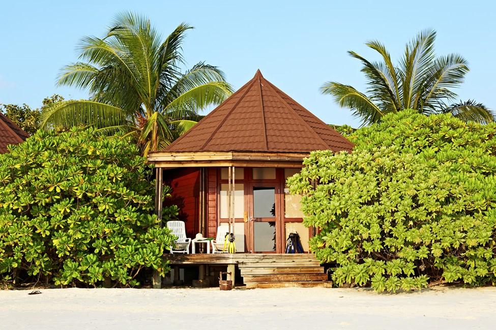 Dubbelrum Beach Villas