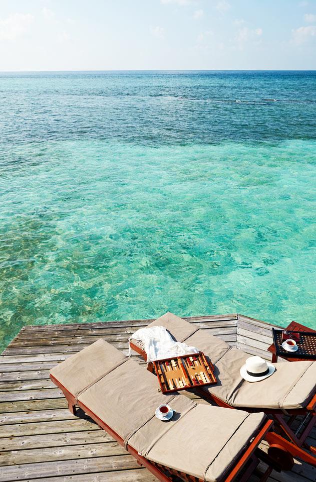 dubbelrum Sangu Water Villas