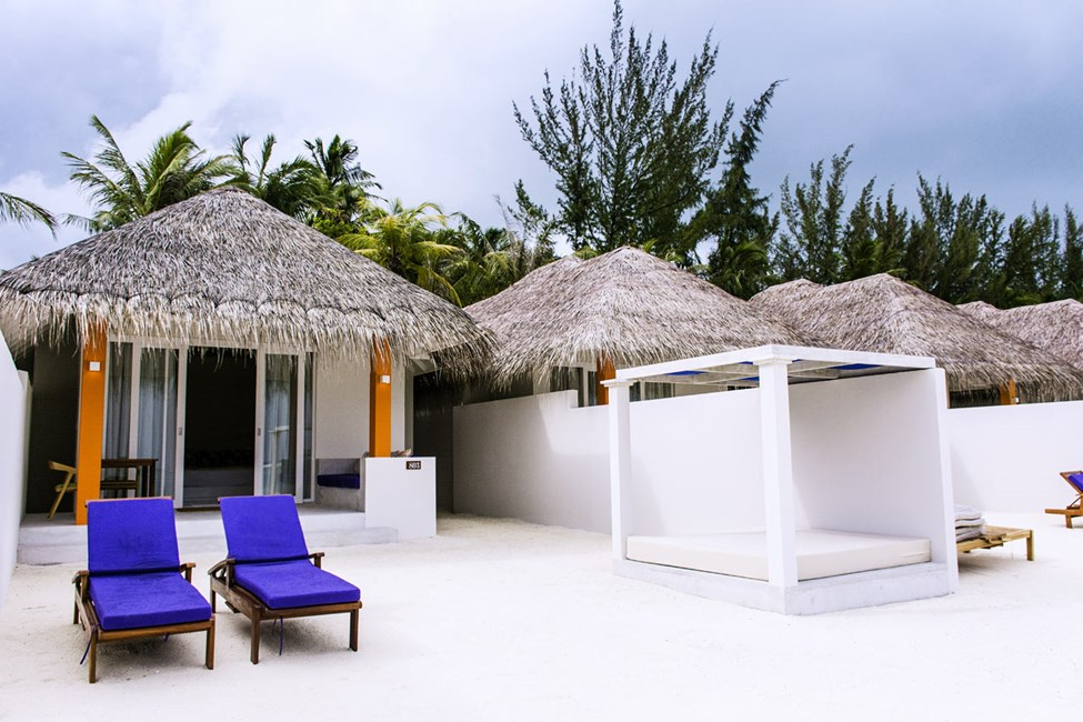 Dubbelrum Grand Beach Villa