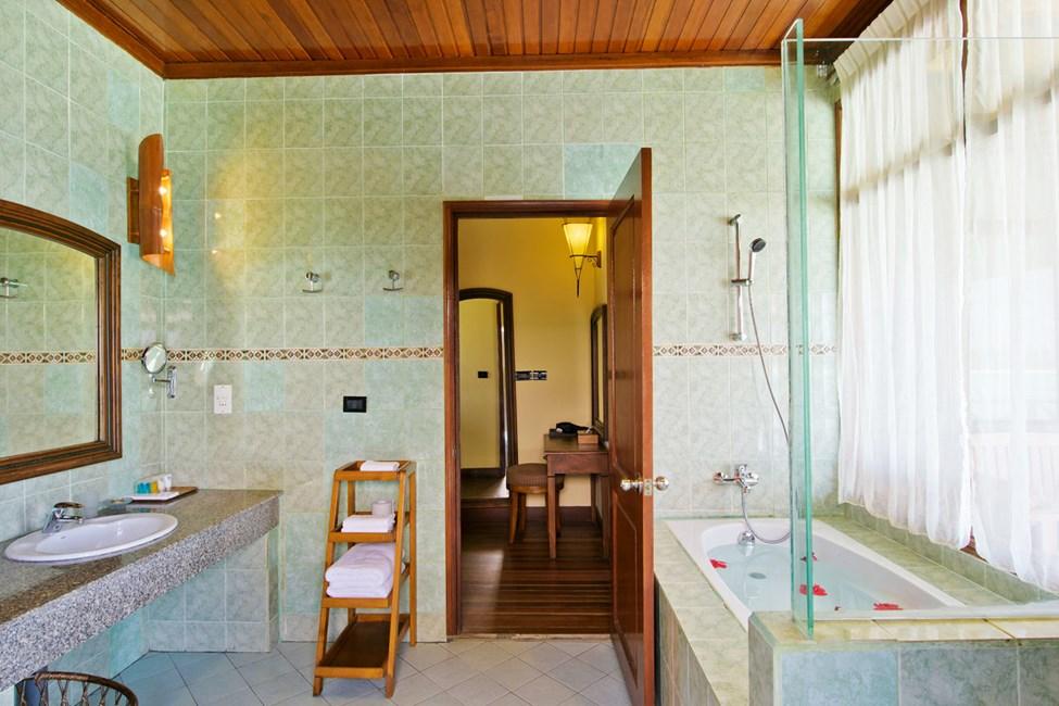 Dubbelrum Deluxe Water Villa
