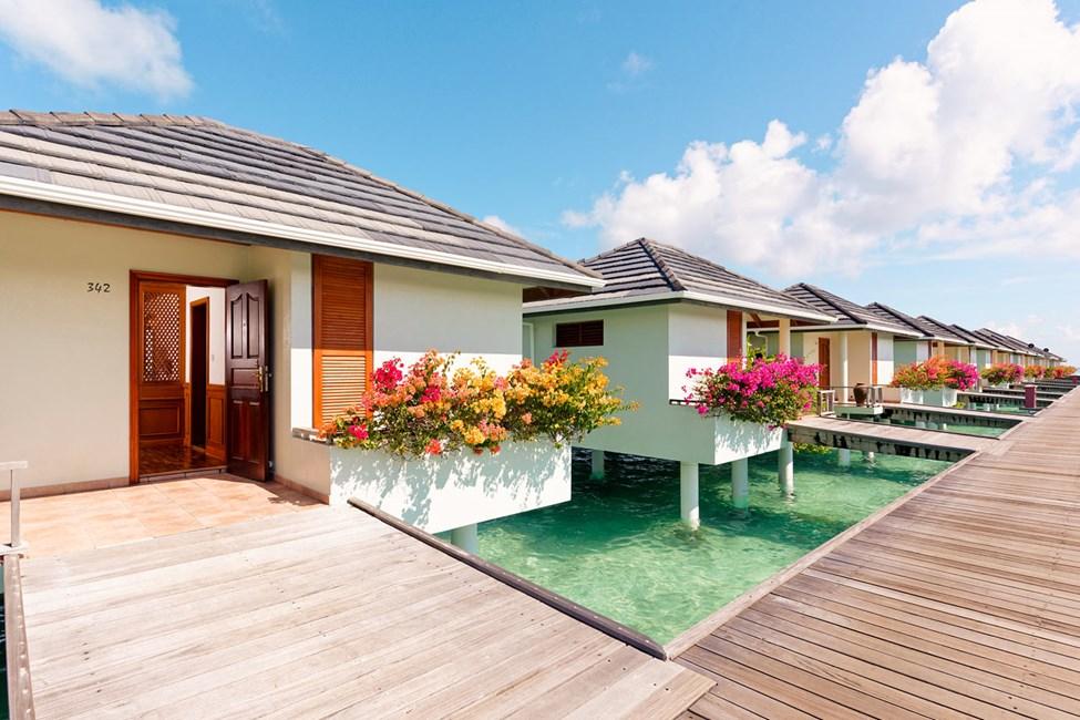 Sunset Water Villa och Water Villa