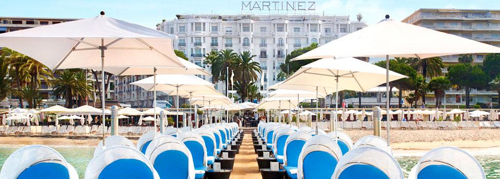 Hotel Martinez, Cannes, Franska rivieran, Frankrike