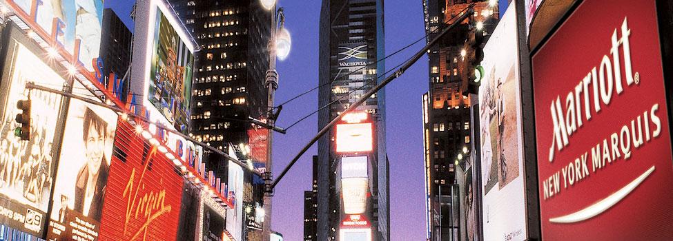 Marriott Marquis, New York, Östra USA, USA