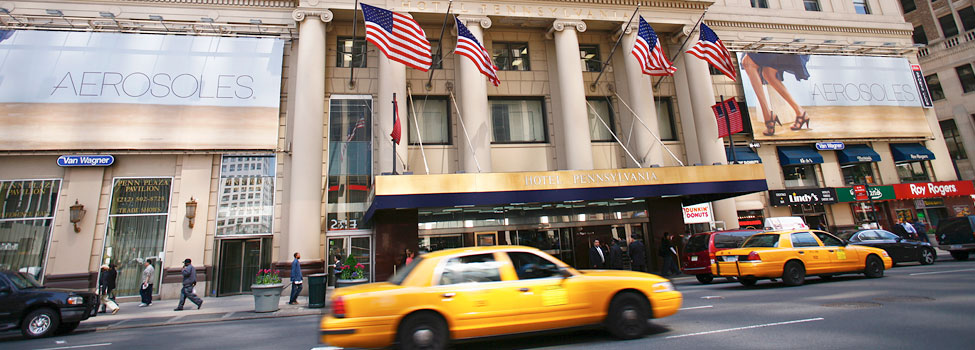 Pennsylvania Hotel, New York, Östra USA, USA