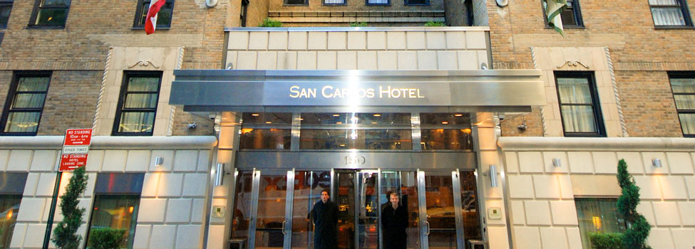 San Carlos, New York, Östra USA, USA
