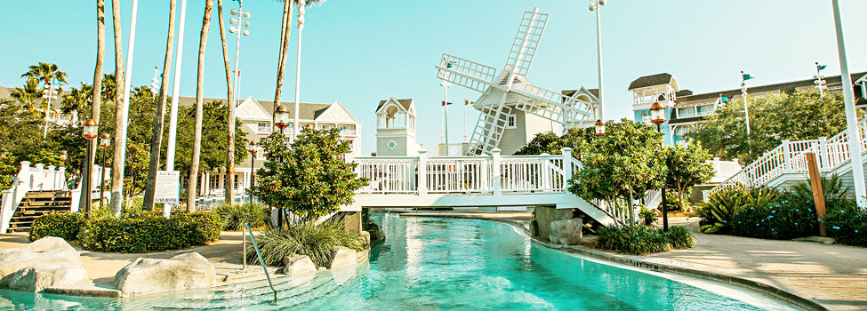 Disney's Beach Club Resort, Orlando, Florida, USA