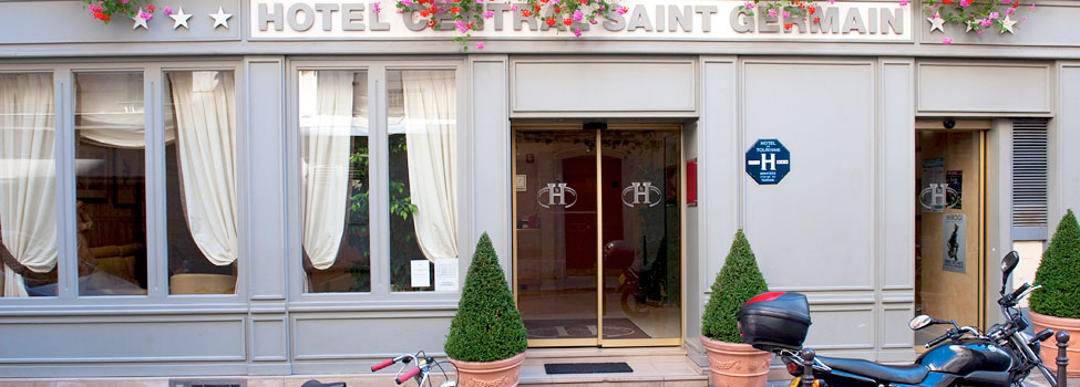 Central Saint-Germain, Paris, Paris, Frankrike