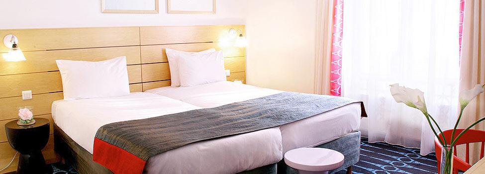 Hotel Lorette - Astotel, Paris, Paris, Frankrike
