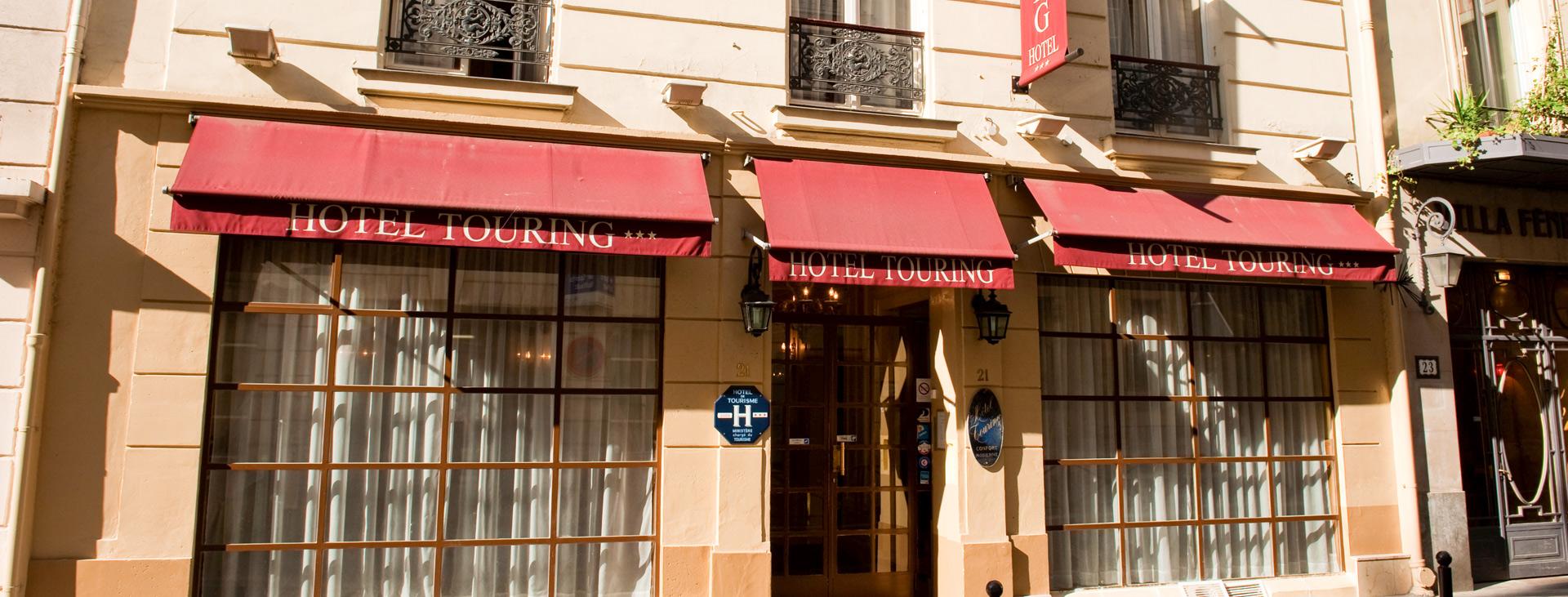 Touring, Paris, Paris, Frankrike