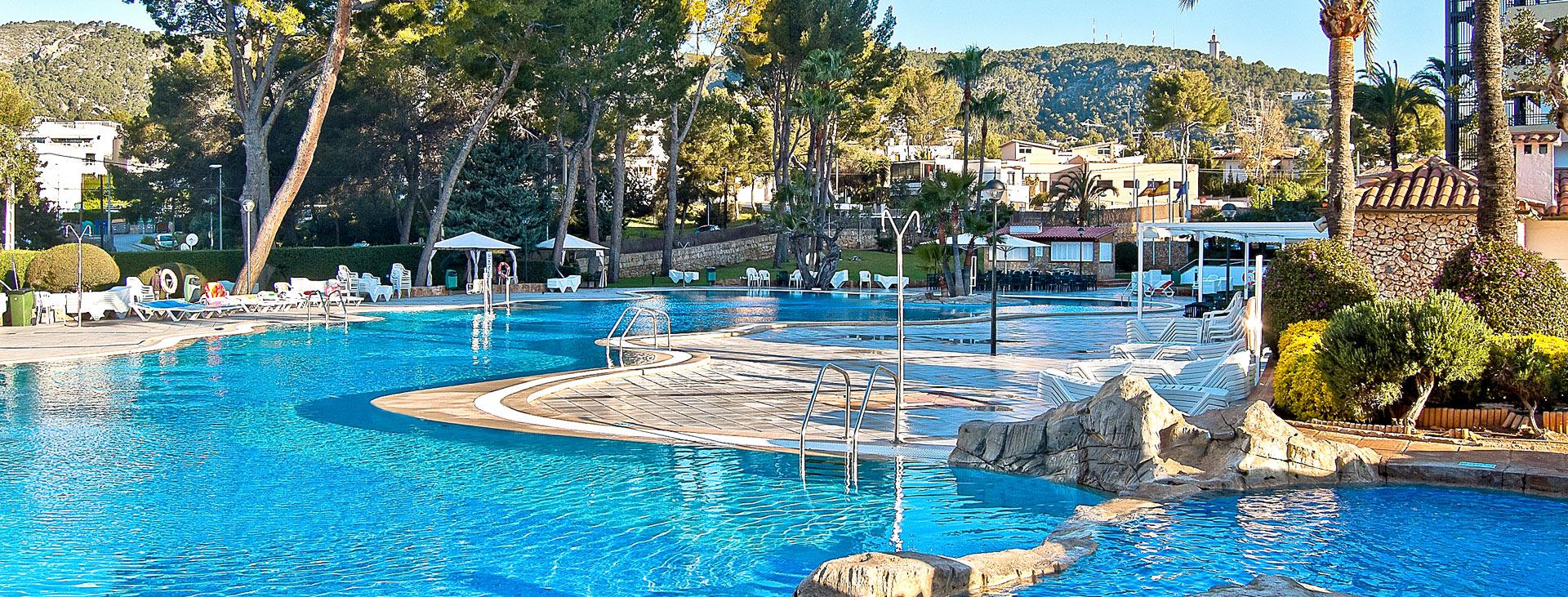 BQ Belvedere, Cala Mayor, Mallorca, Spanien