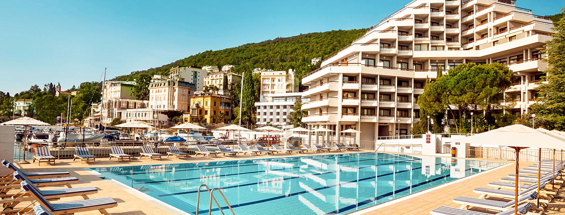 Remisens Hotel Admiral, Opatija, Istrien, Kroatien
