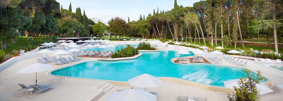 Hotel Eden, Rovinj, Istrien, Kroatien