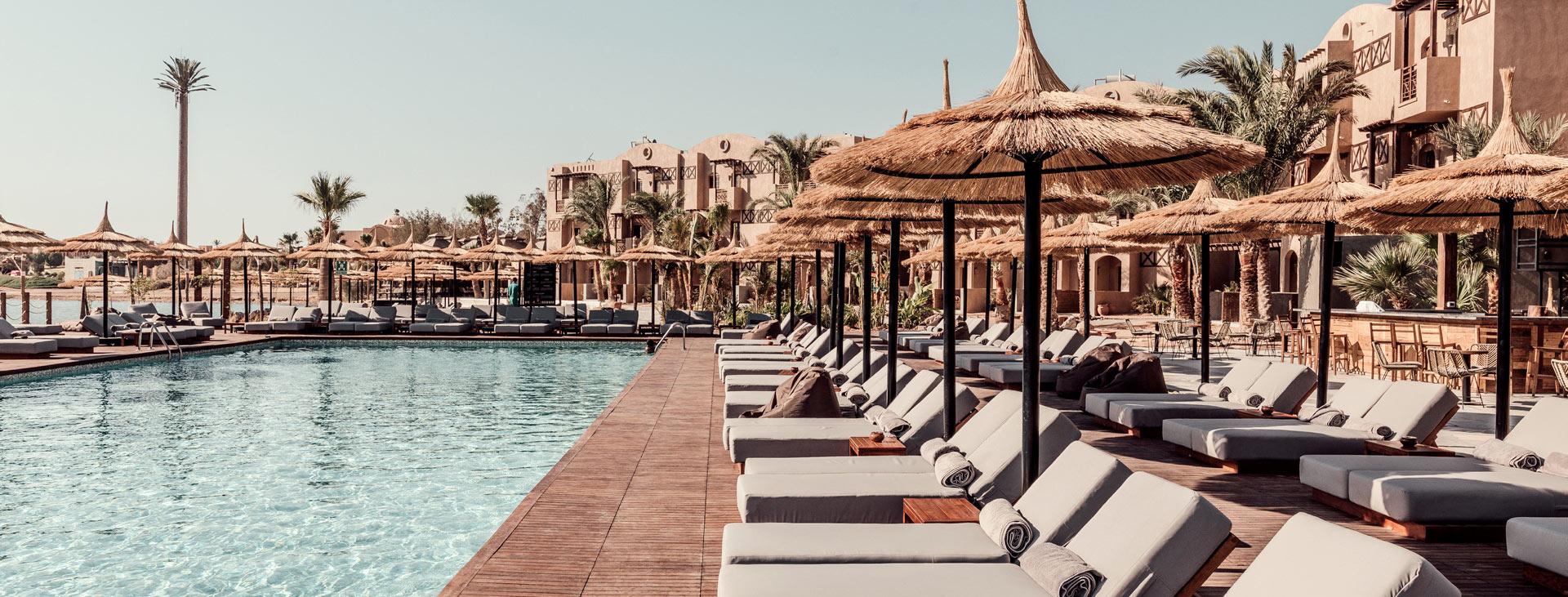 Cook's Club El Gouna, El Gouna, Hurghada-området, Egypten