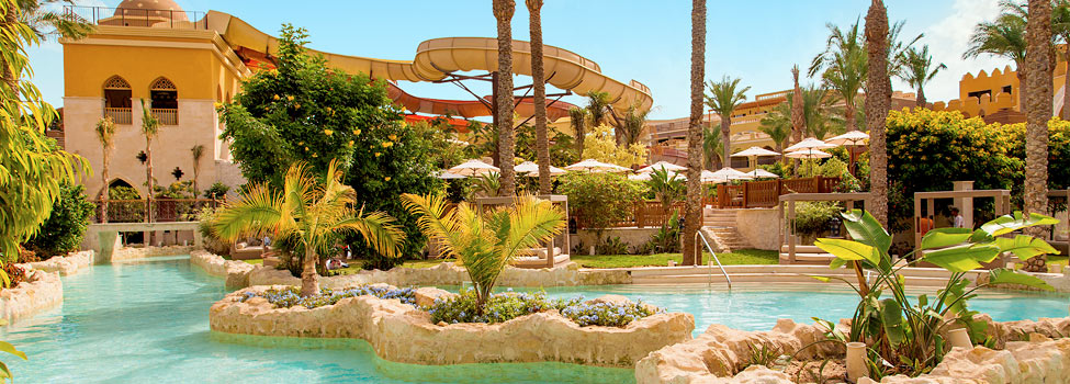 Waterworld Makadi Beach, Makadi Bay, Hurghada-området, Egypten