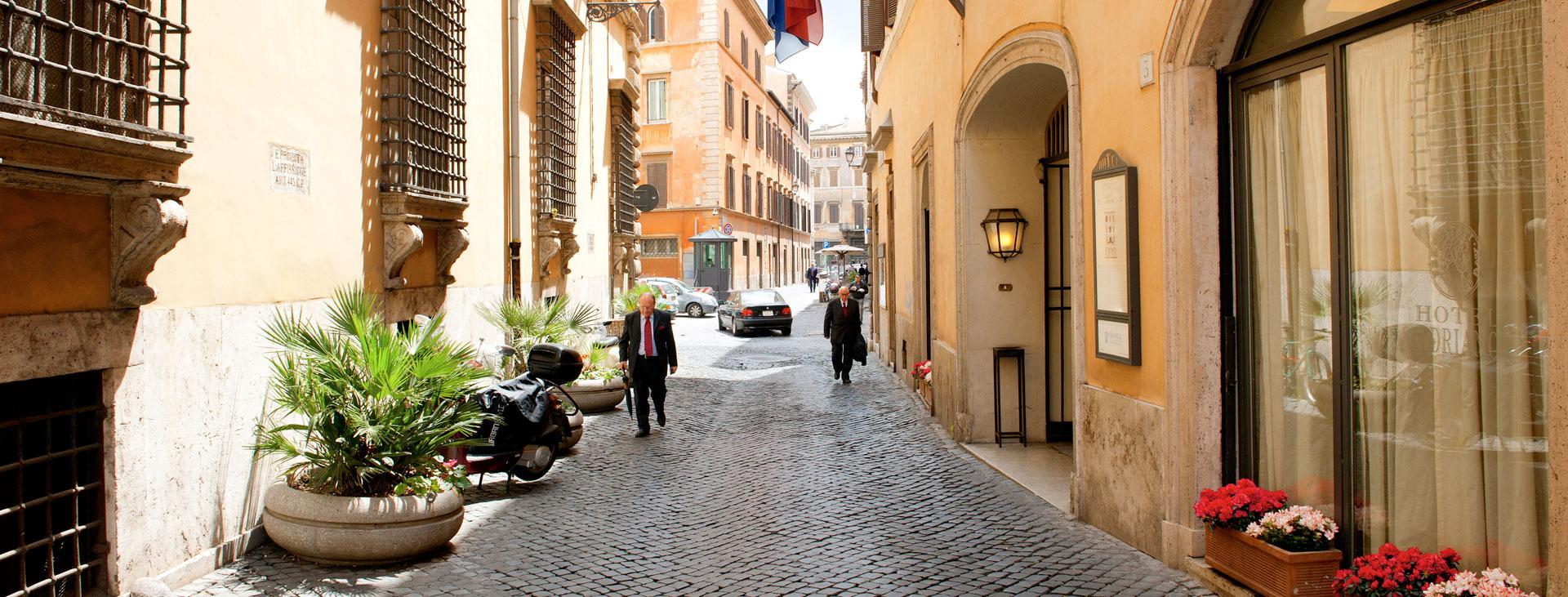 Adriano, Rom, Italien