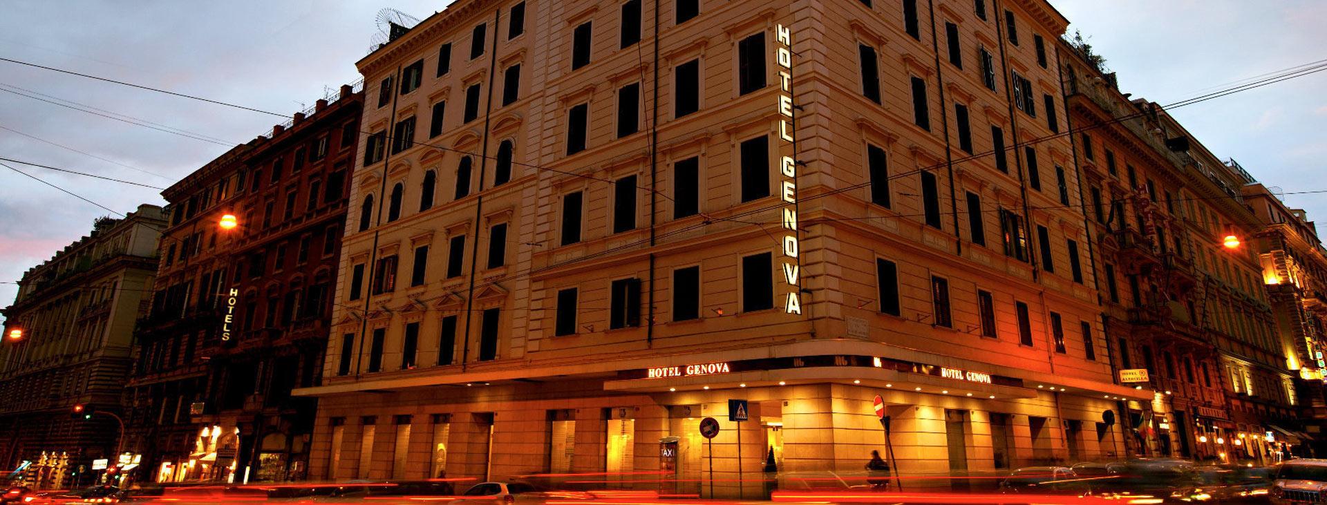 Genova, Rom, Italien