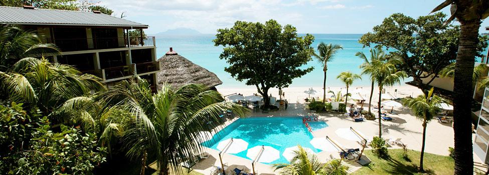 Coral Strand, Mahé, Seychellerna