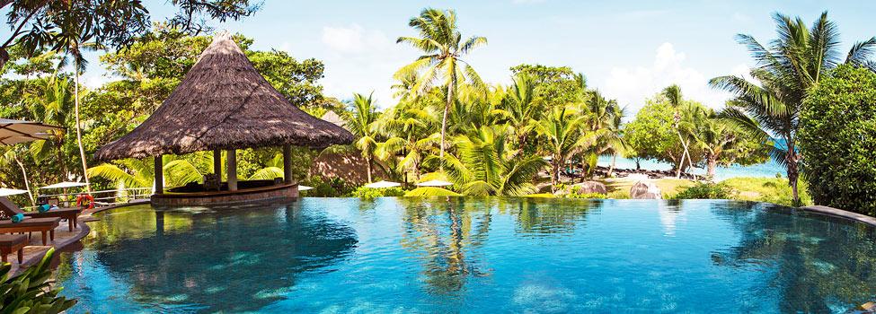 Constance Lémuria Resort, Praslin, Seychellerna