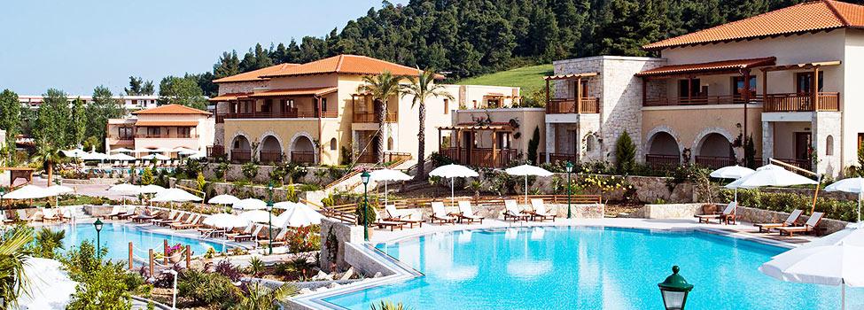 Aegean Melathron Thalasso and Spa, Halkidiki, Grekland