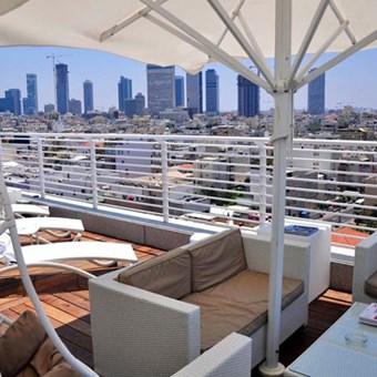 Hotell I Tel Aviv Noggrant Utvalda Av Ving