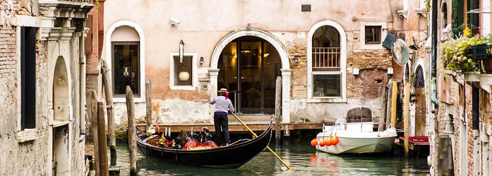 All'Angelo Art Hotel, Venedig, Italien