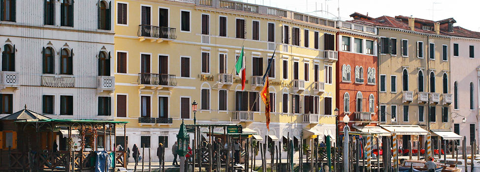 Hotel Carlton on the Grand Canal, Venedig, Italien