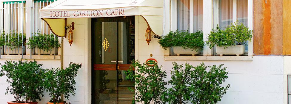 Hotel Carlton Capri, Venedig, Italien
