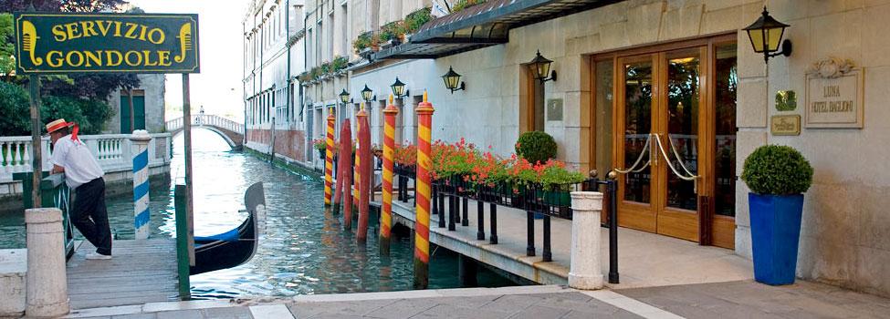Luna Baglioni, Venedig, Italien