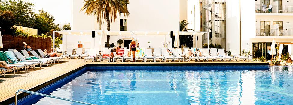 Hotel Puchet, San Antonio, Ibiza, Spanien